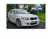 BMW, 1 SERIES 118d m sport automatic