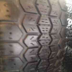 Set of 4 Uniroyal  winter tires   175/65/14
