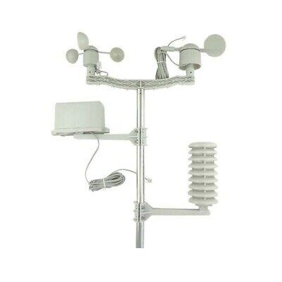 Meteorological Instrument Accessories Anemometer Wind Direction Meter Sensor #To