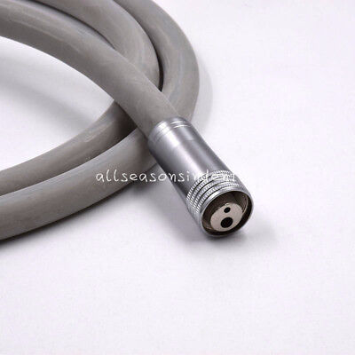 2 Holes Silicone Dental High Speed Turbine Handpiece Tubing Hose Tube Connector