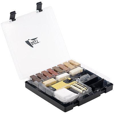 AGT Reparaturset WRS-11.plh für Parkett, Laminat und Holzoberflächen