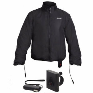 Heated Jacket liner with wireless remote