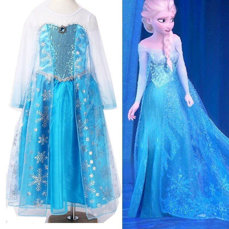 Disney rakes in 150m from Frozen dress sales with plans