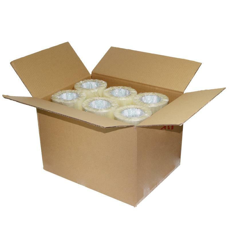 "18 Rolls Shipping Packaging Packing Box Sealing Tape 2 mil 1.9"" x 110 Yard 330FT"