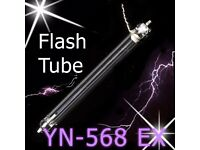 Yongnuo YN-568 YN-568EX Flash Tube Xenon lamp repair replacement part
