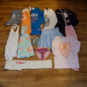 Girl clothes size 10-12