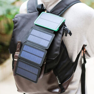solar charger power bank for Iphone, ipad, samsung, smartphones