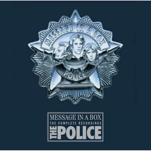 THE POLICE: MESSAGE in a BOX SET