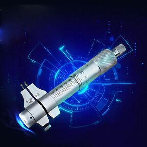 Handheld Micrometer Inside Micrometer Gauge Caliper 0.01mm Measurement Tool