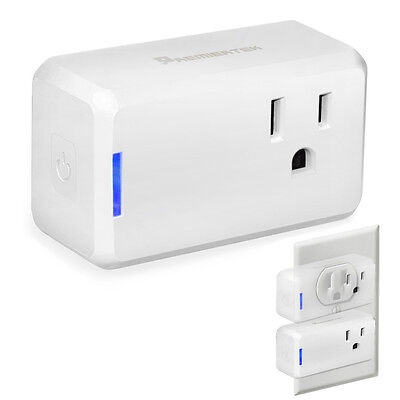 Wi-Fi WiFi Mini Smart Plug Control from Anywhere Amazon Alexa Google Home UL FCC