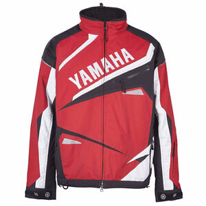 YAMAHA VELOCITY OUTLAST JACKET RED SMB-16JVL-RD-LG LARGE