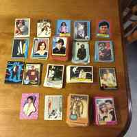 Trading cards to sell