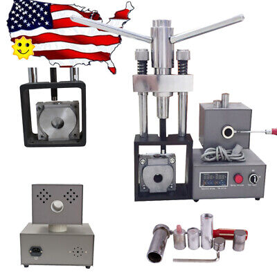Usa Dental Lab Flexible Denture Injection System Partial Machine Hot Press Melt