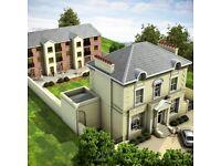 2 BED 2 BATHROOM apartment- L7 Fairfield, Liverpool 7- Communal gardens & driveway