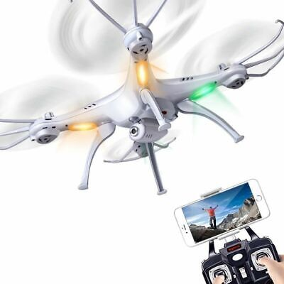 FPVRC X5C-1 Explorers 2.4Ghz 4CH RC Quadcopter Drone with HD Camera For Syma WF