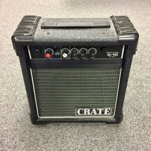 Crate G10XL 30W Solid State Guitar Amplifier