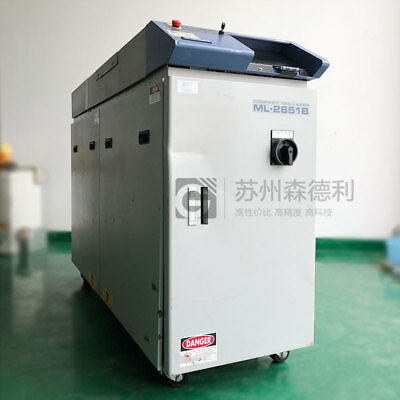 Used Miyachi Ml2651b 500w Yag Laser Welder