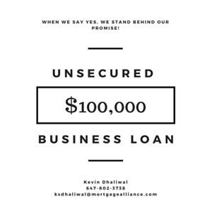 Unsecured Business Loans (Transportation, Contractors etc)