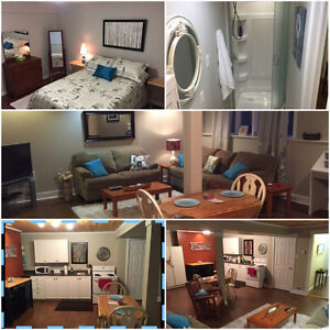 1 Bedroom Fully Furnished Everything Included