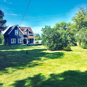 The Five Acre Cottage in Fairview