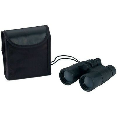 Compact 4x30 Power BINOCULARS & CASE Hunting Guide Bird Watching Camping Concert