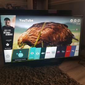 """LG 49"""" smart 4k UHD wifi web os led tv"""