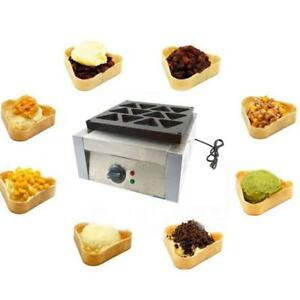 110V 60Hz Triangle Red Bean Cake Oven Waffle Maker
