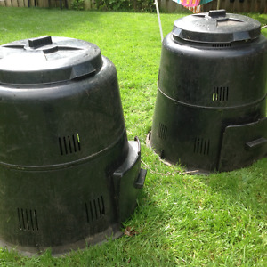 Earth Machine composters
