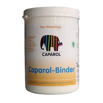 Caparol Binder 1000 ml Caparolbinder Pigmentbinder