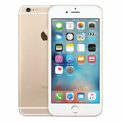 Apple iPhone 6 - 16GB - GOLD (AT&T LOCKED)Smartphone A1549