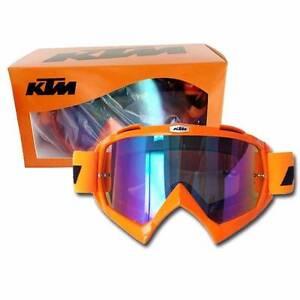 Brand new KTM Goggles Blue/Orange Mirror lens Sydney City Inner Sydney Preview