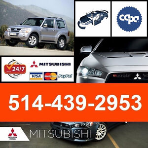 Mitsubishi Montero ■ Fenders and Bumpers ► Ailes et Pare-chocs