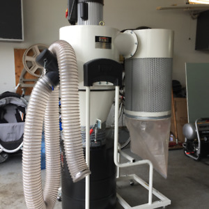 JET 1.5HP Cyclone Dust Collector - Woodworking, Dust Collection
