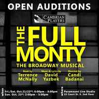 Cambrian Players Open Auditions: THE FULL MONTY
