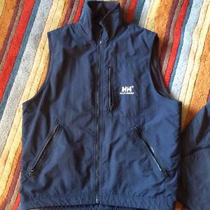 Helly Hansen Fleece Lined Vests   Size S