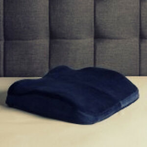 Relief Seat/Back Cushion in Black