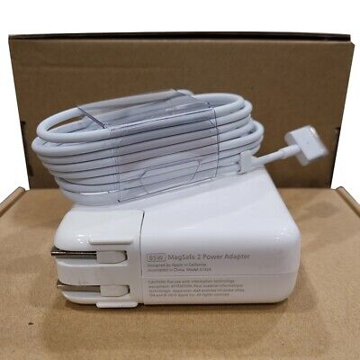 """85W MagSafe 2 Power Adapter Charger For MacBook Pro 15"""" A1424 A1435 T-Tip (New)"""