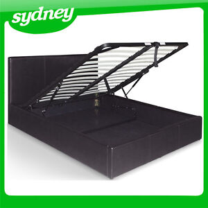 California Gas-Lift Bed Frame LBD020 Sydney Matraville Eastern Suburbs Preview