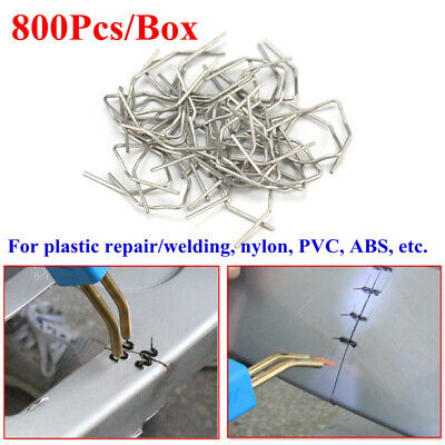 800 Pcsbox Welding Wire Car Bumper Fender Plastic Welding Machine Studs Gun Kit