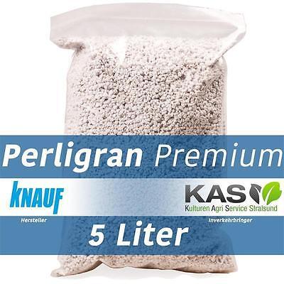 Perlite Perligran Premium 2/6 5 Liter Substratverbesserer Agriperl