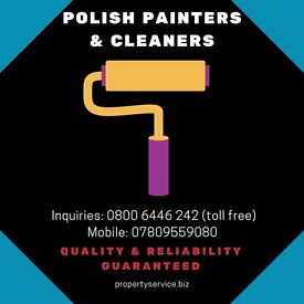 Property Services - Painters - Cleaners - HandyMen