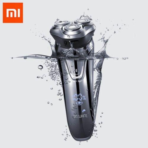 Xiaomi ES3 3D Smart Floating Blade Head Razor USB Quick Char