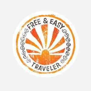 """Free & Easy Traveler"" Credit of 1,590$ To Almost Anywhere!"