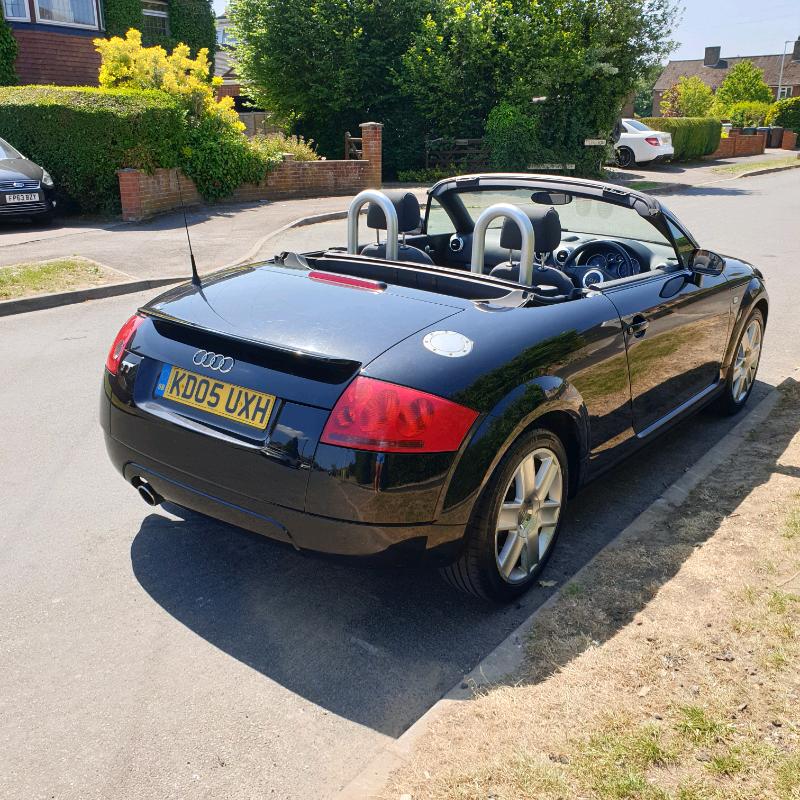 2005 Audi TT Convertible   in Hazlemere, Buckinghamshire ...