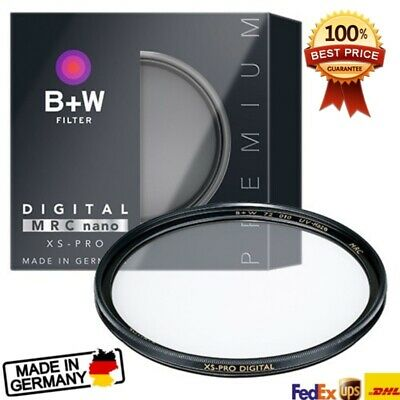 Best Protective camera lens filter For genuine UV B+W XS-Pro MRC Nano 010M (Best Black And White Filter)