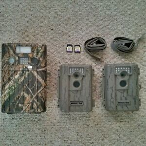 THREE WILDLIFE GAME CAMERAS FOR SALE OR TRADE FOR GOPRO