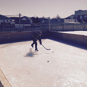 Hockey Rink Boards for Sale