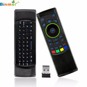 Remote Control Air Mouse Wireless Keyboard For XBMC Android Mini