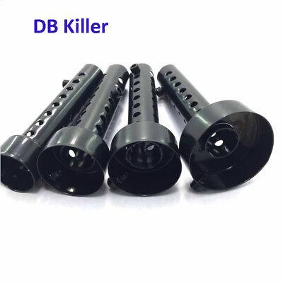 Muffler Insert - Motorcycle Black Exhaust DB Killer Muffler Insert Silencer Stainless Steel Can
