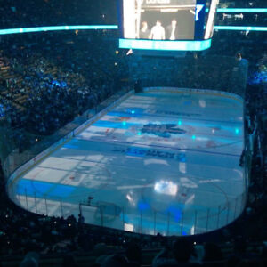 Maples Leafs v Rangers - Saturday Dec 23 - Face Value